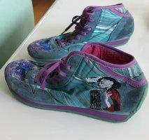 Sneakers türkis Gr.40