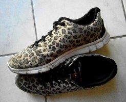 Sneakers Turnschuhe / 42 / von Oill / Leo Animal
