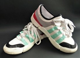 Sneakers Turnschuhe Sportschuhe von Steve Madden Gr. 38 Schuhe weiß