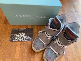 Sneakers Wedges von Philippe Model, Paris