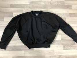 Snipes cropped oversize Pullover