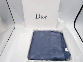 """""""So Dior"""" Damen Stola Xxl Schal blau Seidig weich"""