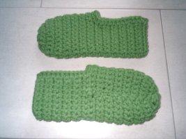 Slipper Socks grass green
