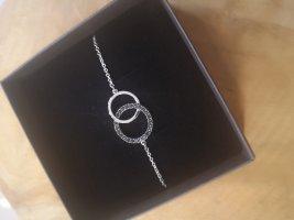 Soft Glamour Armband Ring in Ring Swarovski Neu