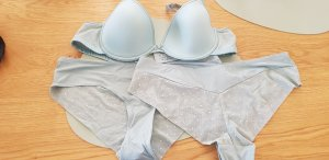 body essentials by tchibo Lingerie Set sage green