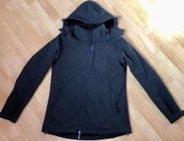 alpine Giacca softshell nero