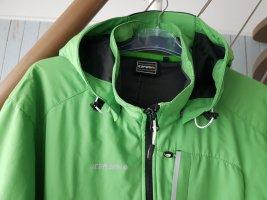 Icepeak Kurtka softshell czarny-zielony