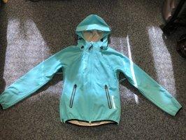Giacca softshell azzurro