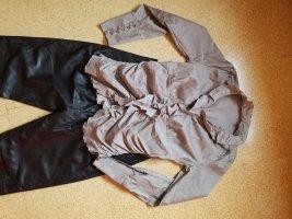 Soluzione Ruche blouse veelkleurig Katoen