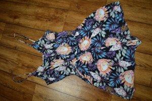 Sommer Jumpsuit bunt Gr. 36 H&M Divided