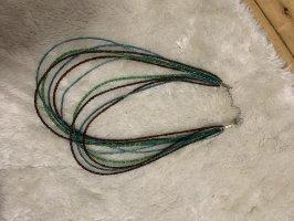 Accessoires Collar de perlas multicolor