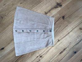 Gina Tricot Linen Skirt beige