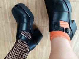 Vagabond Platform High-Heeled Sandal black