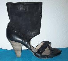 Sommer Schaft- Sandalen Stiefeletten