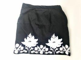 Michael Kors Spódnica mini czarny-biały