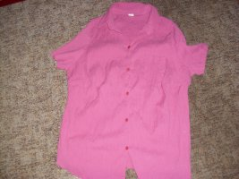 Long Blouse pink polyester