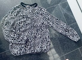 Sommerbluse Leopard