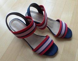 sommerfrische Sandalette flexible Weite am Knöchel
