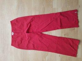 Sommerhose rot 7/8-Länge
