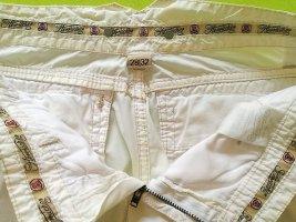 Herrlicher Spodnie biały
