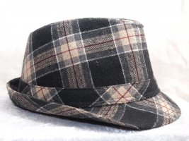 Trilby multicolored