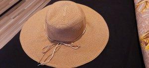 H&M Chapeau de soleil doré