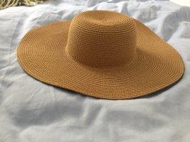 Cappello parasole beige