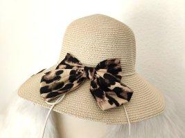 Sun Hat oatmeal-brown