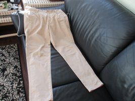7 For All Mankind Pantalon à pinces doré