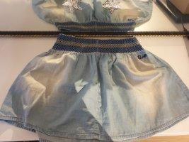 Protest Jeansowa spódnica jasnoniebieski