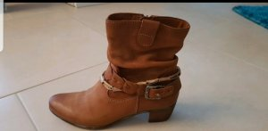 Sommerkind Boots Cognak/Braun