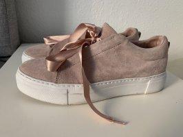Sommerkind Sneakers met veters roségoud