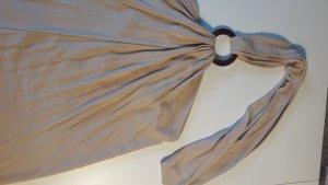 BC Robe épaules nues beige