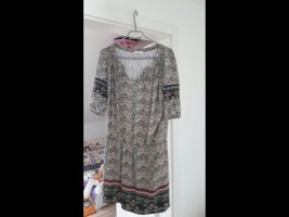 Promod Blouse Dress multicolored