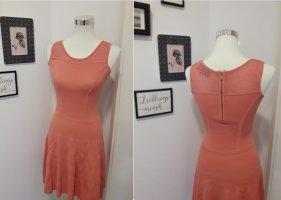 Sommerkleid Cynthia Rowley XS alsrosa/lachs - kaum getragen -