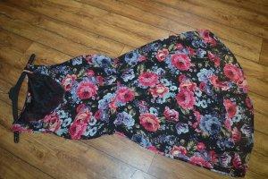 Sommerkleid Gr. 40 von ONLY mit Blumen