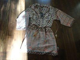 Longsleeve Dress multicolored polyester