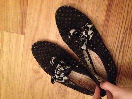 Sommerliche, schwarze Schuhe Sneaker Miss Sixty