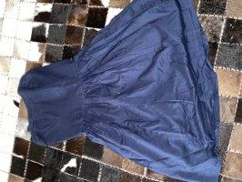 Tommy Jeans Robe bandeau bleu foncé