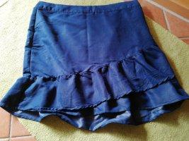 Colors of the world Miniskirt steel blue-cadet blue