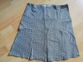 Circle Skirt green grey viscose