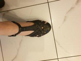 Wygodne sandały czarny