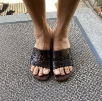 Sommerschuhe Sandalen Schlappen