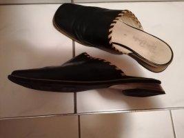 Betty Barclay Sabot noir cuir