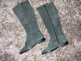 SONDERPREIS FÜR NUR 3 TAGE! Neu! Leder Stiefel von HASSIA Premium Comfort Gr. 37,5