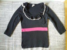 Sonia Rykiel Cienki sweter z dzianiny Wielokolorowy