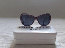 Sonia Rykiel Butterfly Glasses bordeaux