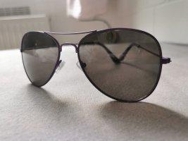 Round Sunglasses lilac