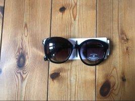 New Look Round Sunglasses black