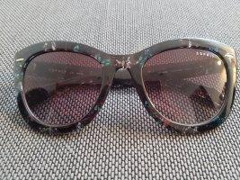 Esprit Ronde zonnebril zwart
